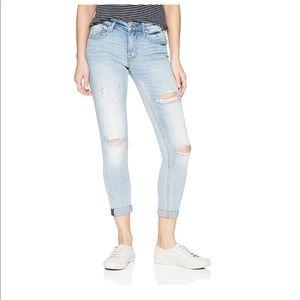 VIGOSS Thompson Tomboy Skinny Jeans- size 28